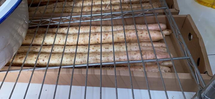 绿鲜知 云南紫薯 小地瓜 番薯 约1kg 烧烤食材 产地直供 新鲜蔬菜 晒单图
