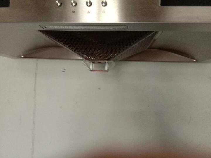 帅康(Sacon)17大吸力 拉丝不锈钢欧式抽油烟机灶具套装 TE6726 晒单图