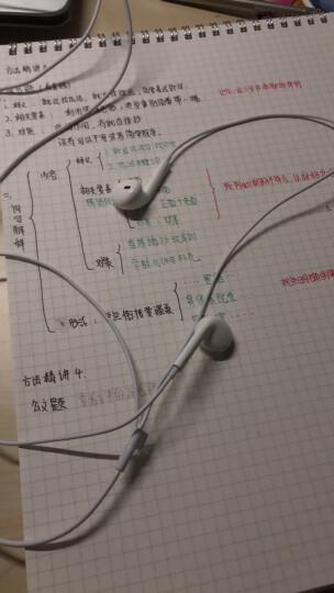Apple 采用Lightning/闪电接头的 EarPods 耳机 iPhone iPad 耳机 手机耳机 晒单图