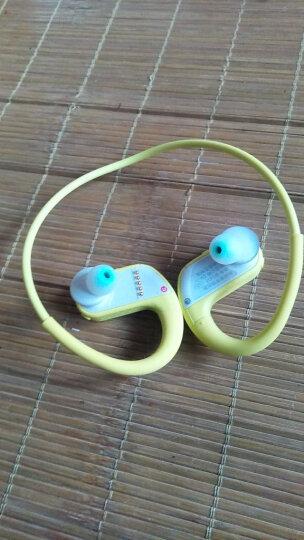 索尼(SONY)NW-WS413防水游泳跑步运动mp3音乐播放器一体耳机 4G(黑色) 晒单图