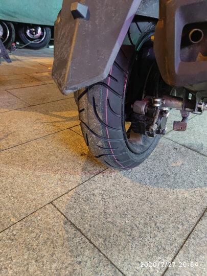 玛吉斯(MAXXIS)摩托车轮胎M6029踏板车胎小牛电动车跑车外胎半热熔轮胎  130-60-13(单只) 晒单图