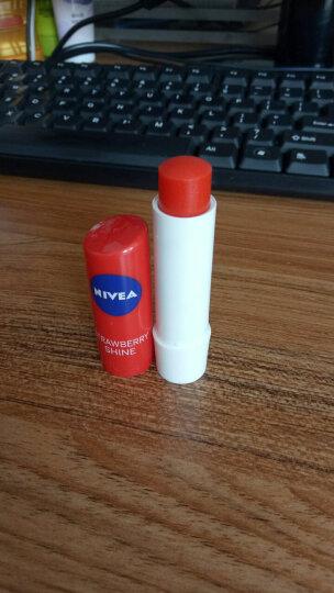 妮维雅(NIVEA)水润唇膏牛油果2.4g(唇部 滋润 口红前打底 朱一龙同款) 晒单图