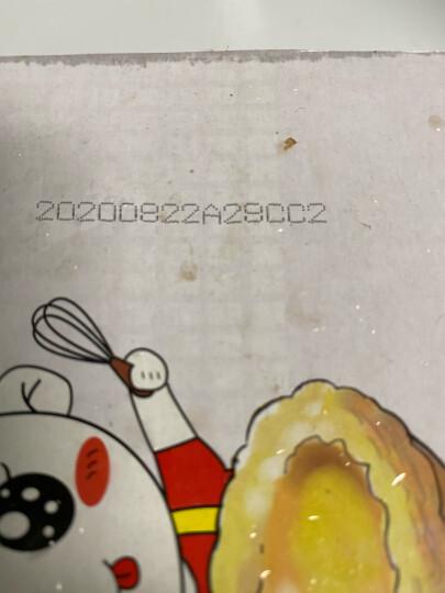 俏侬 牛油蛋挞皮 烘焙食材烘焙半成品 蛋挞烘焙原料1.6kg 80只装 烤箱烘焙 冷冻 晒单图