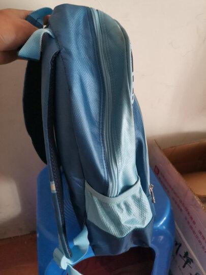 迪士尼(Disney)米奇小学生书包男儿童书包 背包1-3年级卡通减负幼儿双肩背包 M606031藏青 晒单图