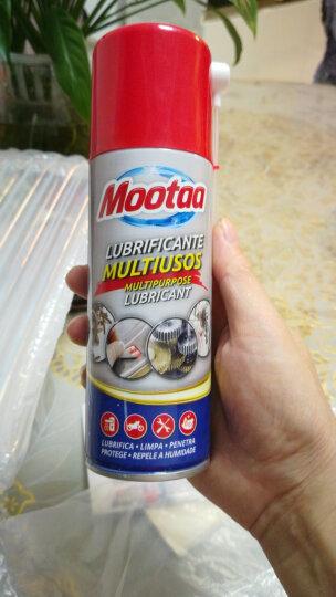 膜太(MOOTAA) 防锈润滑剂螺栓松动剂除锈剂门锁润滑油除胶多功能清洁剂 晒单图