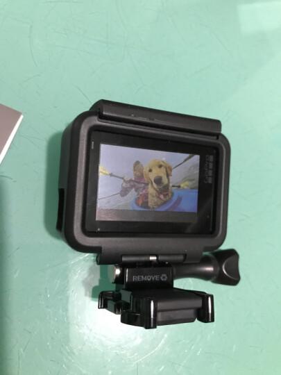 GoPro HERO 5 Black 运动摄像机 4K高清 语音控制 防抖防水 晒单图