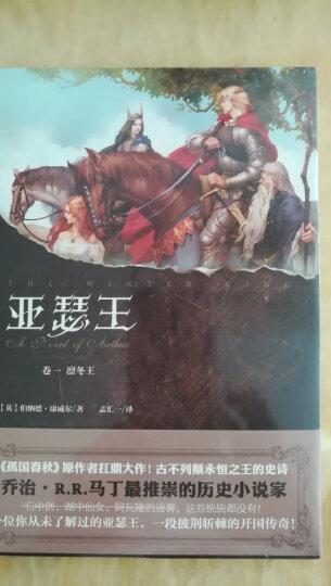 亚瑟王1:凛冬王 晒单图