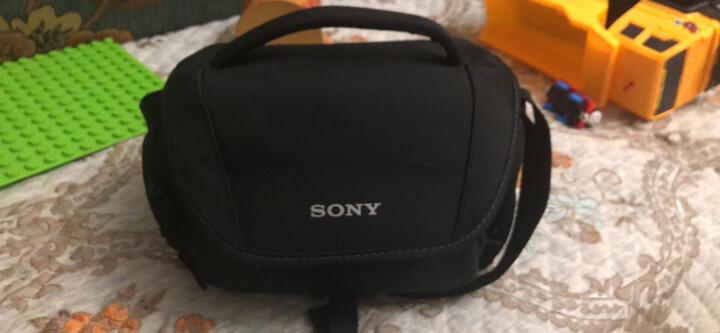 索尼(SONY)LCS-U21 便携相机包推荐搭配微单、摄像机  晒单图