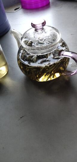 茗纳百川 2020年新茶古树景谷大白芽 白毫特级春茶云南月光白普洱生茶散茶 大白芽银针250克 晒单图