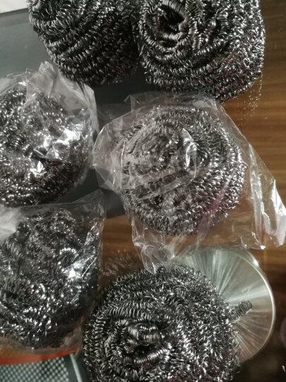 茶花 CHAHUA 金属钢丝球锅刷子(特惠6个装)B4302P 晒单图