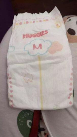 好奇Huggies铂金装拉拉裤M60片(6-11kg)中号婴儿尿不湿成长裤裸感超薄透气夏日超薄透气 晒单图