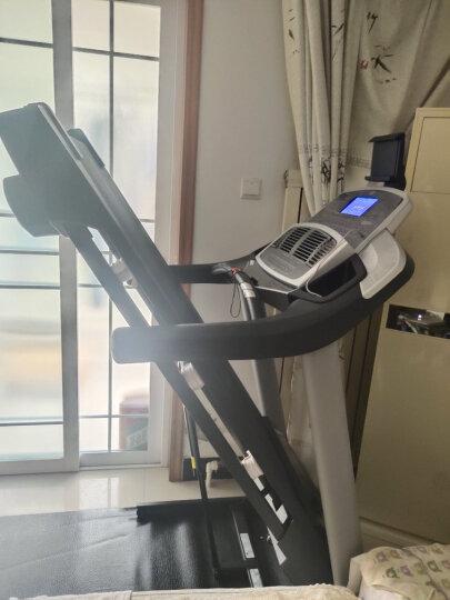 美国爱康跑步机NETL10816/T 7.0家用静音悬空减震可折叠高端私教实景视频专业马达健身器材 NETL10816(全国联保,上门安装) 晒单图