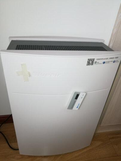 布鲁雅尔Blueair空气净化器303+ 家用办公卧室客厅室内静音 去除甲醛 除菌 除雾霾 除VOC 除异味 晒单图