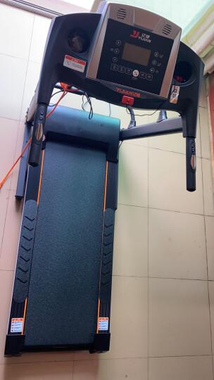 【1日0点送免单】亿健(YIJIAN)跑步机 家用静音折叠健身器材2020新升级款 【爆卖款】智能蓝屏多功能/静音减震/带按摩机 晒单图
