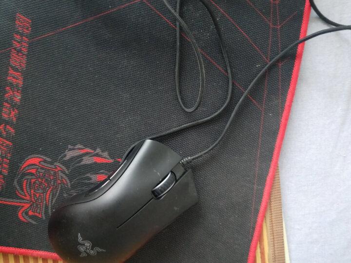 雷蛇(Razer)蝰蛇2013原版 有线游戏鼠标 黑色 电竞鼠标 绝地求生鼠标 吃鸡鼠标 晒单图