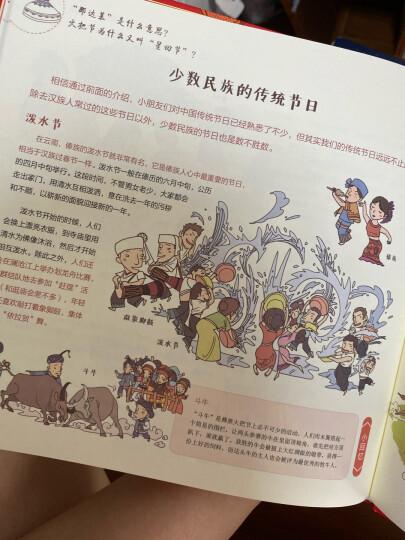 邦臣小红花·我的第一本数学启蒙贴纸游戏书(3~4岁 套装全6册) 晒单图