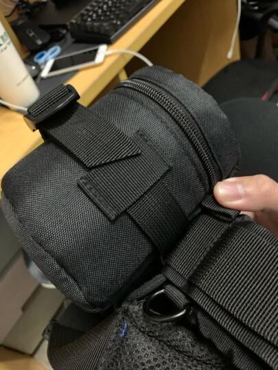 JJC 镜头包 适用尼康佳能单反相机索尼富士宾得适马腾龙长焦镜头筒腰包保护镜头套加厚防水摄影收纳袋 DLP-5II 适用70-200 F4小小白镜头 晒单图