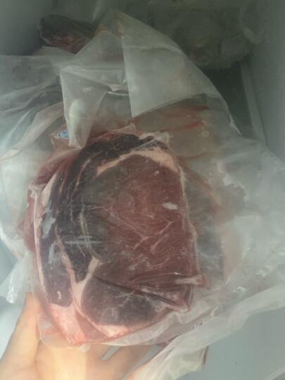 福美优选 内蒙古腹肋条 1kg 草饲牛肉 火锅烧烤食材 可做咖喱牛肉 晒单图