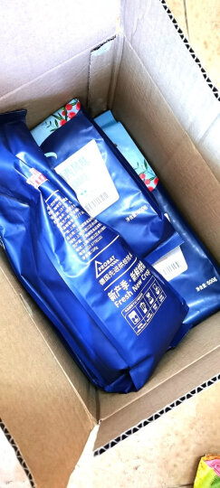 铭氏Mings 巴西风味咖啡粉500g 阿拉比卡咖啡豆研磨 中度烘焙 非速溶 晒单图