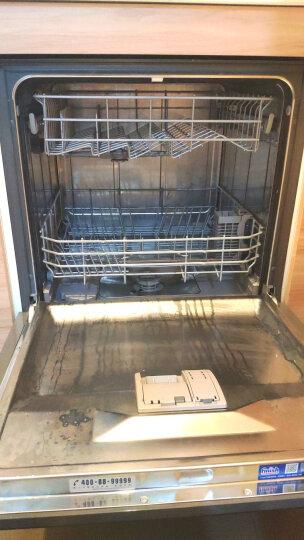 西门子(SIEMENS)西班牙原装进口 双重烘干(A版)*高温除菌家用嵌入式洗碗机 刷碗机 8套SC73M612TI 晒单图