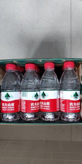 农夫山泉 饮用水 饮用天然水380ml 1*24瓶 整箱装 晒单图