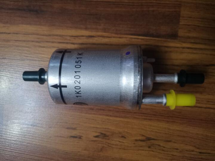 上汽大众斯柯达 原厂汽车用品 燃油滤清器(外置) 1.4T 1.8T 2.0T(明锐09-14/速派昕动野帝朗逸朗行途观)适用 晒单图