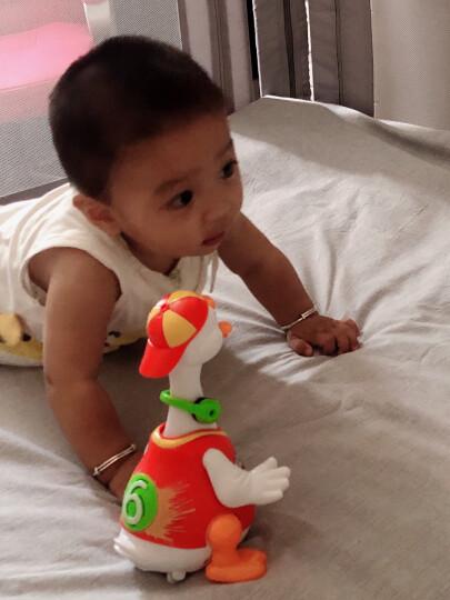 汇乐玩具(HUILE TOYS) 儿童玩具 摇摆鹅跳舞电动爬行 益智玩具 女孩婴儿玩具0-1岁 828随机一只 晒单图