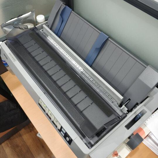 爱普生(EPSON) LQ-1900KIIH 1900K2H针式打印机 (136列卷筒式) 晒单图