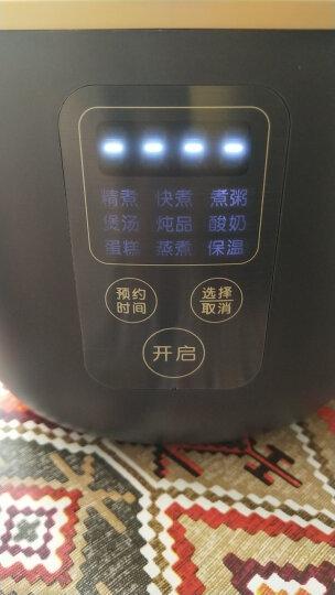 康佳(KONKA)迷你电饭煲小电饭锅 3L容量1-5人微压烹饪机械式简易操作煮饭煮粥锅 KRC-30JX31 晒单图