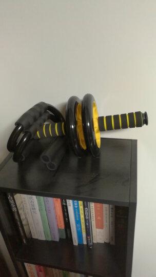 飞尔顿(FEIERDUN)臂力器/健腹轮/腹肌轮/俯卧撑支架家用男士健身套装运动健身器材 FED-8788健身三件套60kg组合 晒单图