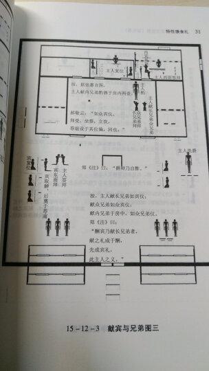 新编仪礼图之方位图:吉礼卷 晒单图