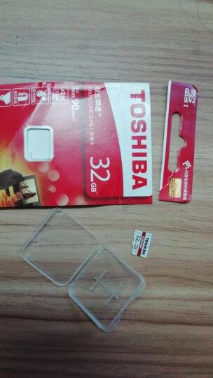 东芝(TOSHIBA)64G TF(microSD)存储卡 U3 Class10 读速90MB/s 高速行车记录仪TF卡 晒单图