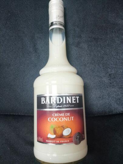 必得利(Bardinet)洋酒 咖啡 力娇酒 700ml 晒单图