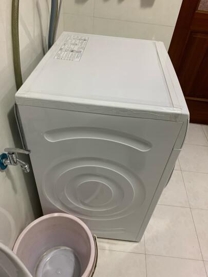 西门子(SIEMENS) 8公斤 变频滚筒洗衣机 防过敏程序 快洗15' 高温筒清洁 XQG80-WM12N1600W 晒单图