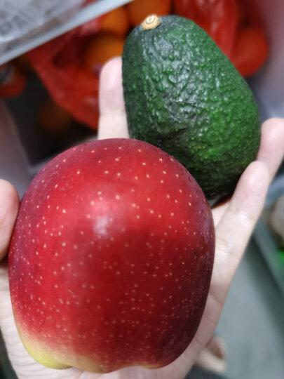 进口牛油果 中果6粒装 单果重130g起 生鲜水果 晒单图