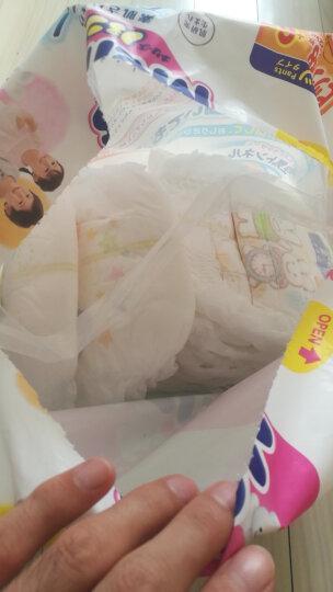 花王妙而舒Merries婴儿纸尿裤L58片(9-14kg)大号尿不湿增量装(日本工厂直供) 晒单图