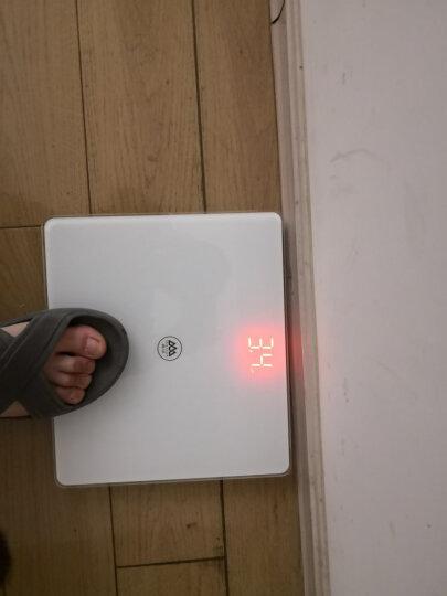 香山电子秤称重人体秤精准电子称健康秤家用计体重秤智能减肥EB9360 新款可伸缩显示屏7007 晒单图