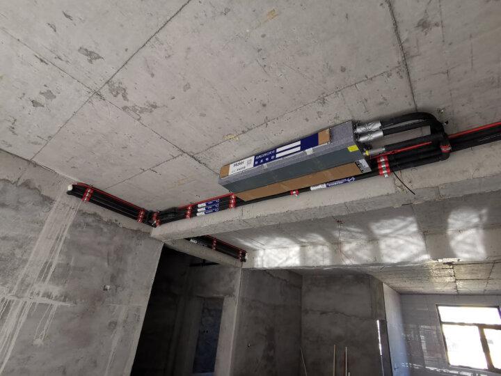 海尔(Haier)中央空调一拖四家用中央空调三菱压缩机6匹包含安装6年保修RFC140MXSAVA(G) 晒单图