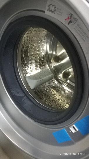 博世(BOSCH) 10公斤智能变频 滚筒洗衣机  除菌 特渍洗 家居互联 白色 XQG100-WAU28560HW 晒单图