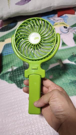 赛亿(Shinee)可充电风扇/USB手持小风扇/学生迷你便携可折叠台式移动小风扇FSC-01 晒单图