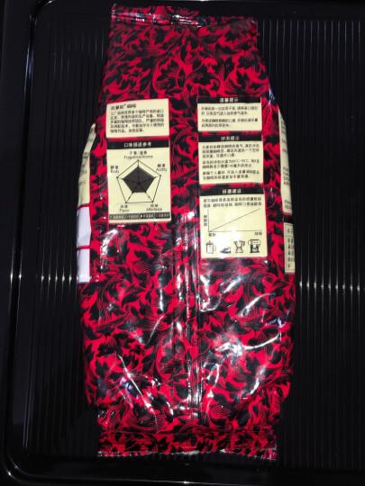 吉意欧GEO醇品系列摩卡咖啡豆500g 精选阿拉比卡 中深烘培 纯黑咖啡 晒单图