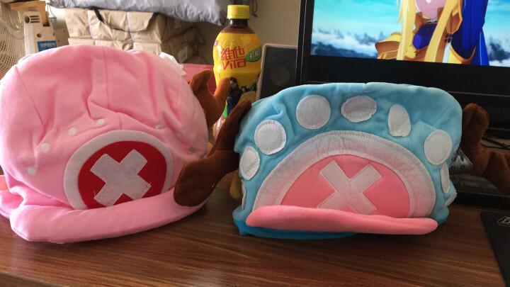 甜蜜城堡 动漫周边cosplay道具 海贼王乔巴帽子等比例高品质 新世界粉色版 晒单图