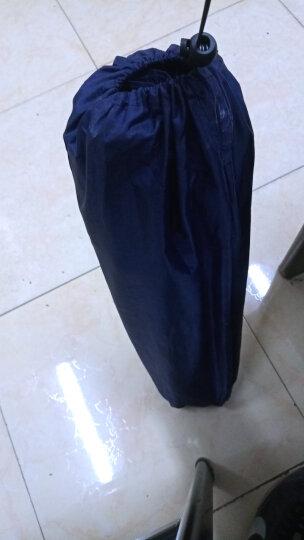 捷昇(JIESHENG) 自动充气垫 户外防潮垫 便携式加厚帐篷垫子 单人充气床垫  蓝色升级款(可拼接) 晒单图