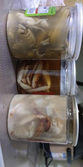 【宁波馆】醉红蟹钳500g 腌制蟹脚 蟹棒 蟹柳 蟹肉棒即食 海洋谷醉红蟹钳500g 晒单图