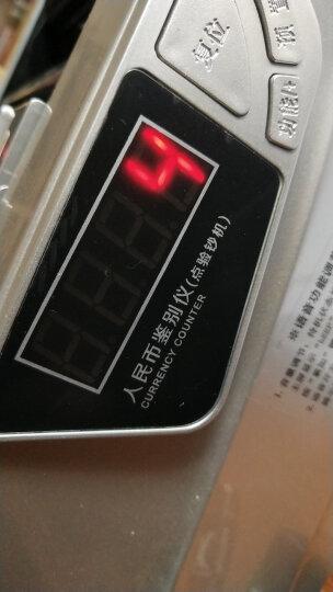 然鹏(ranpeng)2108外币点钞机多国货币验钞机美元欧元点验钞机 外币机 晒单图
