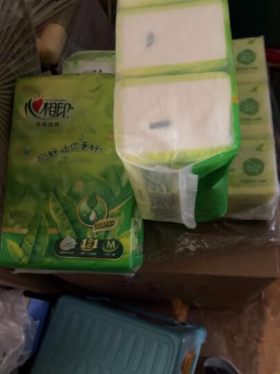 心相印抽纸 茶语系列 3层152抽面巾纸*3包(中规格软抽/新老包装随机发货) 晒单图