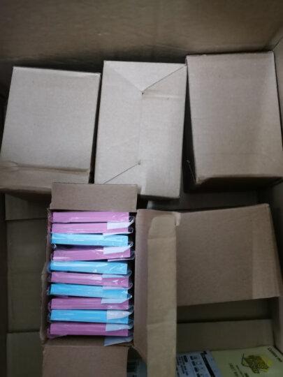 齐心(Comix)便利贴/便签纸/便签本/易事贴/百事贴 办公文具(76x76mm)4色/共400张 拼单/凑单/团购 D6005 晒单图