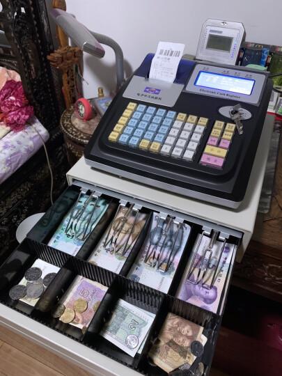爱宝(Aibao) M-3000U收款机收银机一体机超市便利店餐饮点餐奶茶母婴扫码收银系统 白色 晒单图