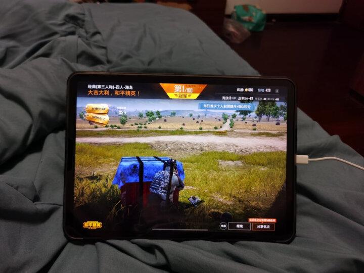 亿色(ESR)苹果iPad mini2/3/1保护套 迷你2平板电脑壳7.9英寸 超薄全包防摔休眠皮套 悦色系列 玫瑰金 晒单图
