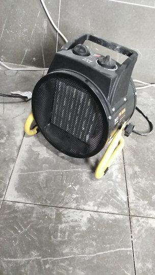 宝工(BGE)工业暖风机 取暖器热风机3KW大功率电暖器电暖气电暖风机家用1506-03 16A 晒单图